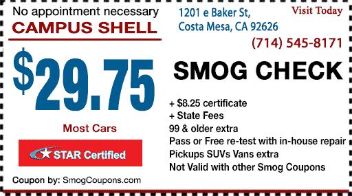 costa mesa smog coupon